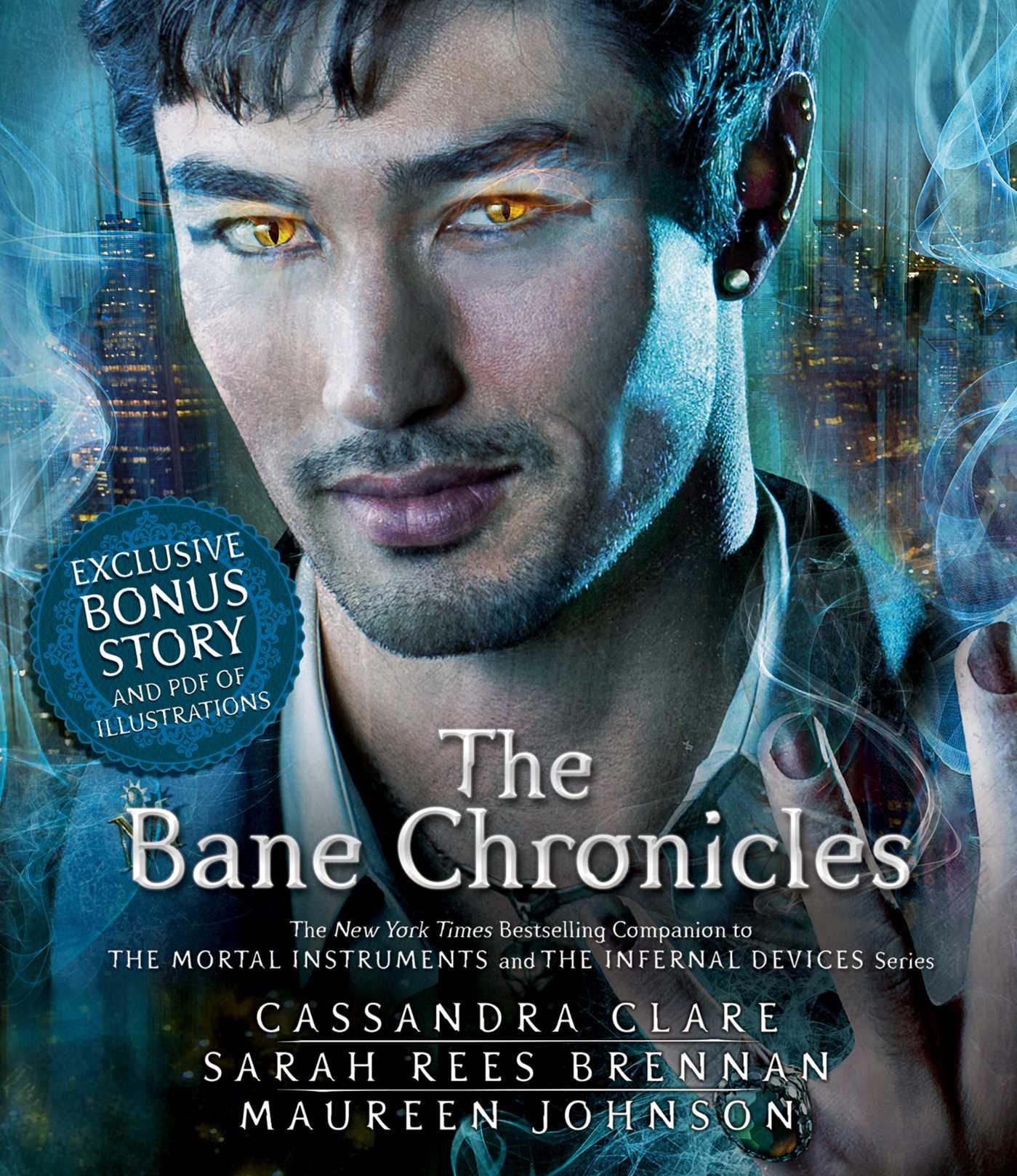 Bane chronicles 9781442372863 hr