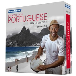 Pimsleur Portuguese (Brazilian) Levels 1-3 Unlimited Software