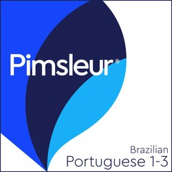 Pimsleur Portuguese (Brazilian) Levels 1-3 MP3