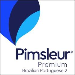 Pimsleur Portuguese (Brazilian) Level 2 Premium
