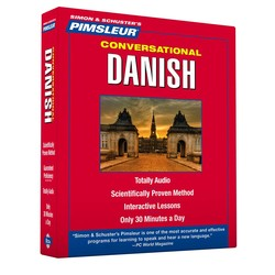 Pimsleur Danish Conversational Course - Level 1 Lessons 1-16 CD