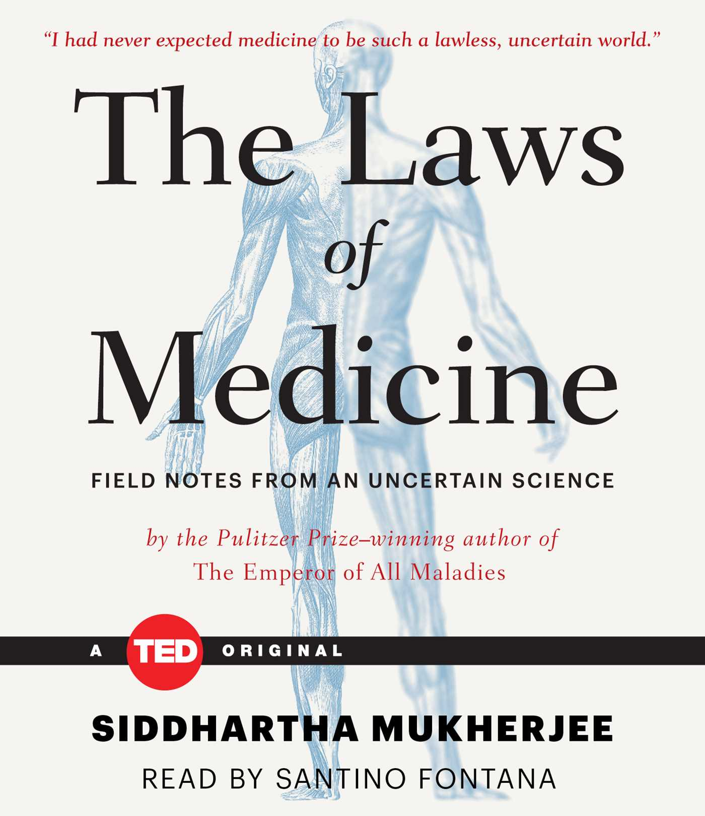 The laws of medicine 9781442378124 hr