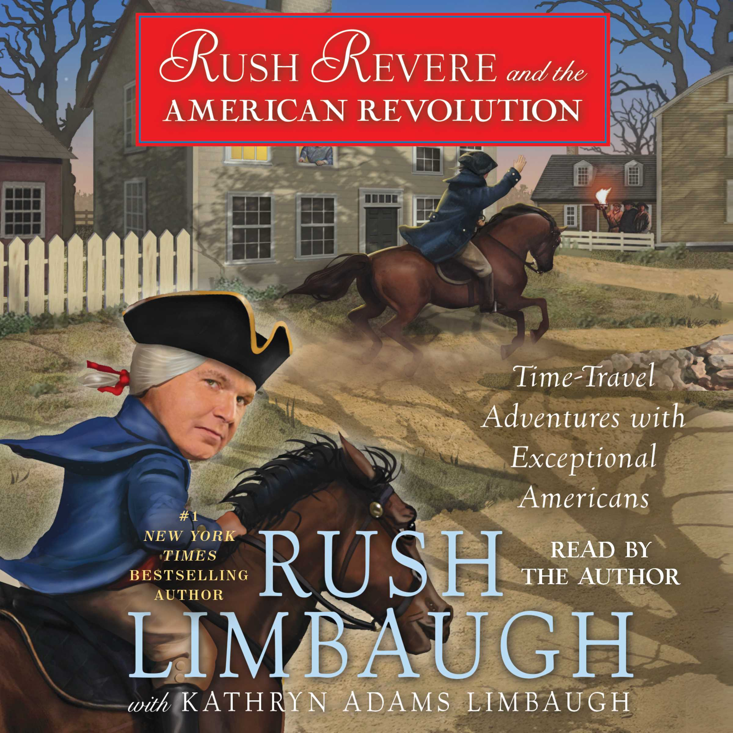 Rush revere and the american revolution 9781442378193 hr