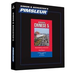 Pimsleur Chinese (Mandarin) Level 5 CD