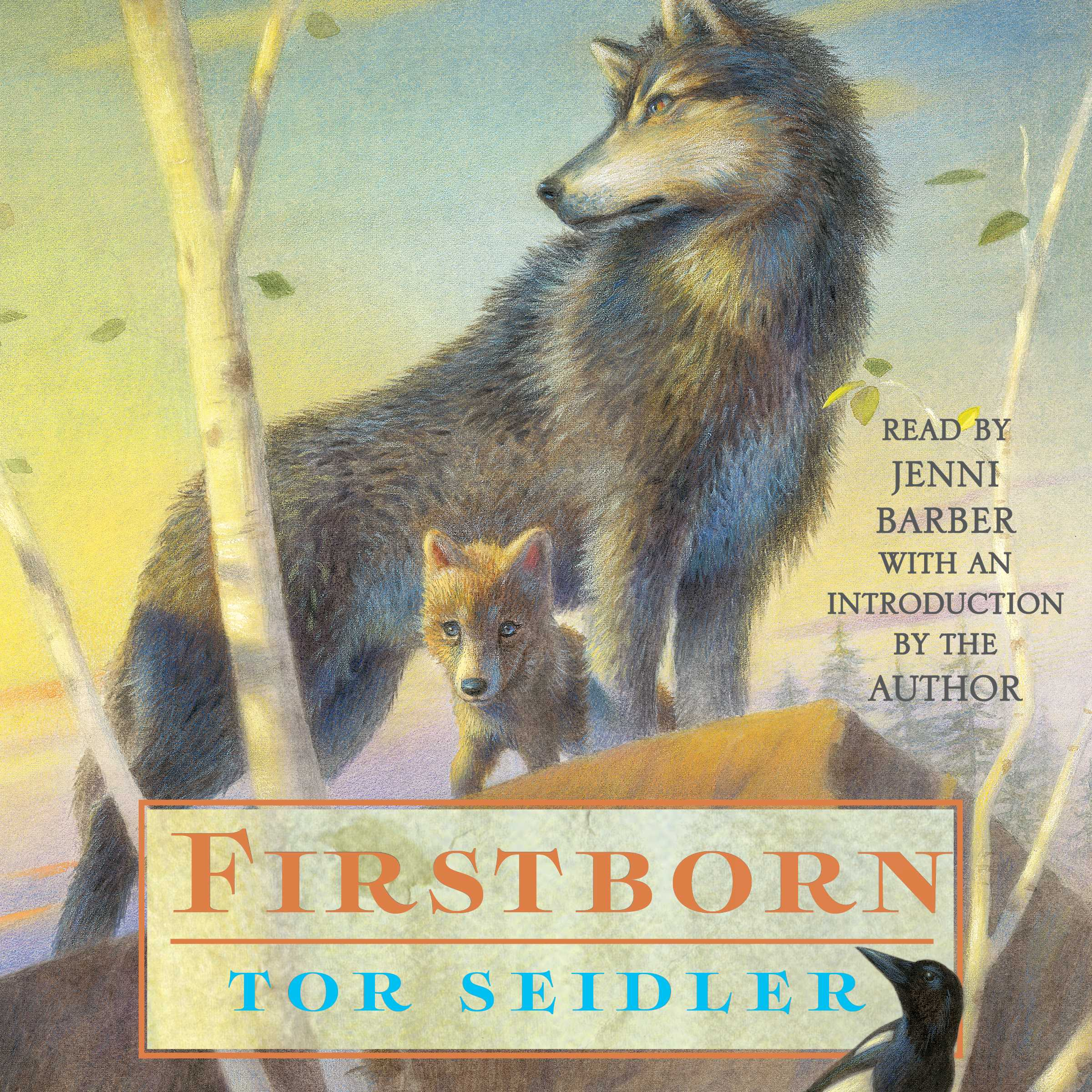 Firstborn Audiobook By Tor Seidler, Jenni Barber