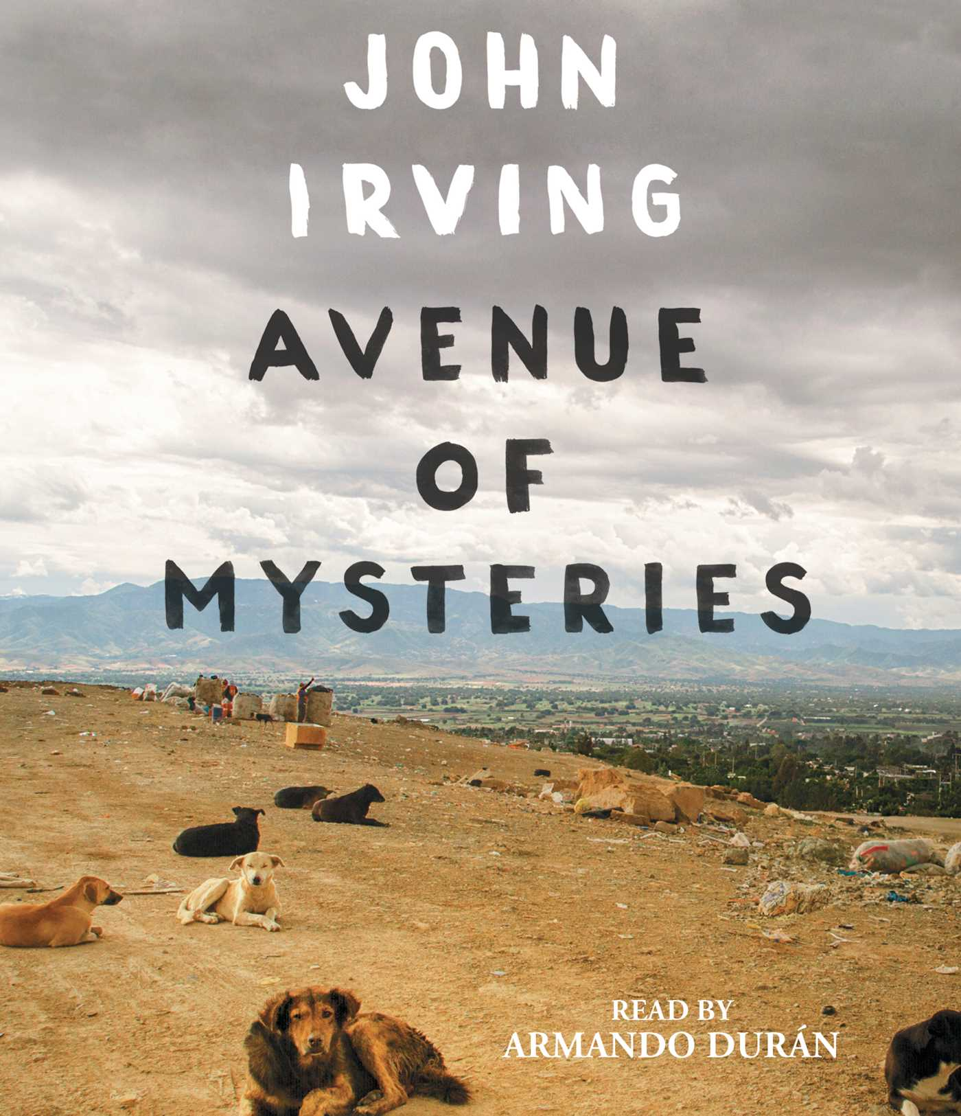 Avenue of mysteries 9781442384491 hr