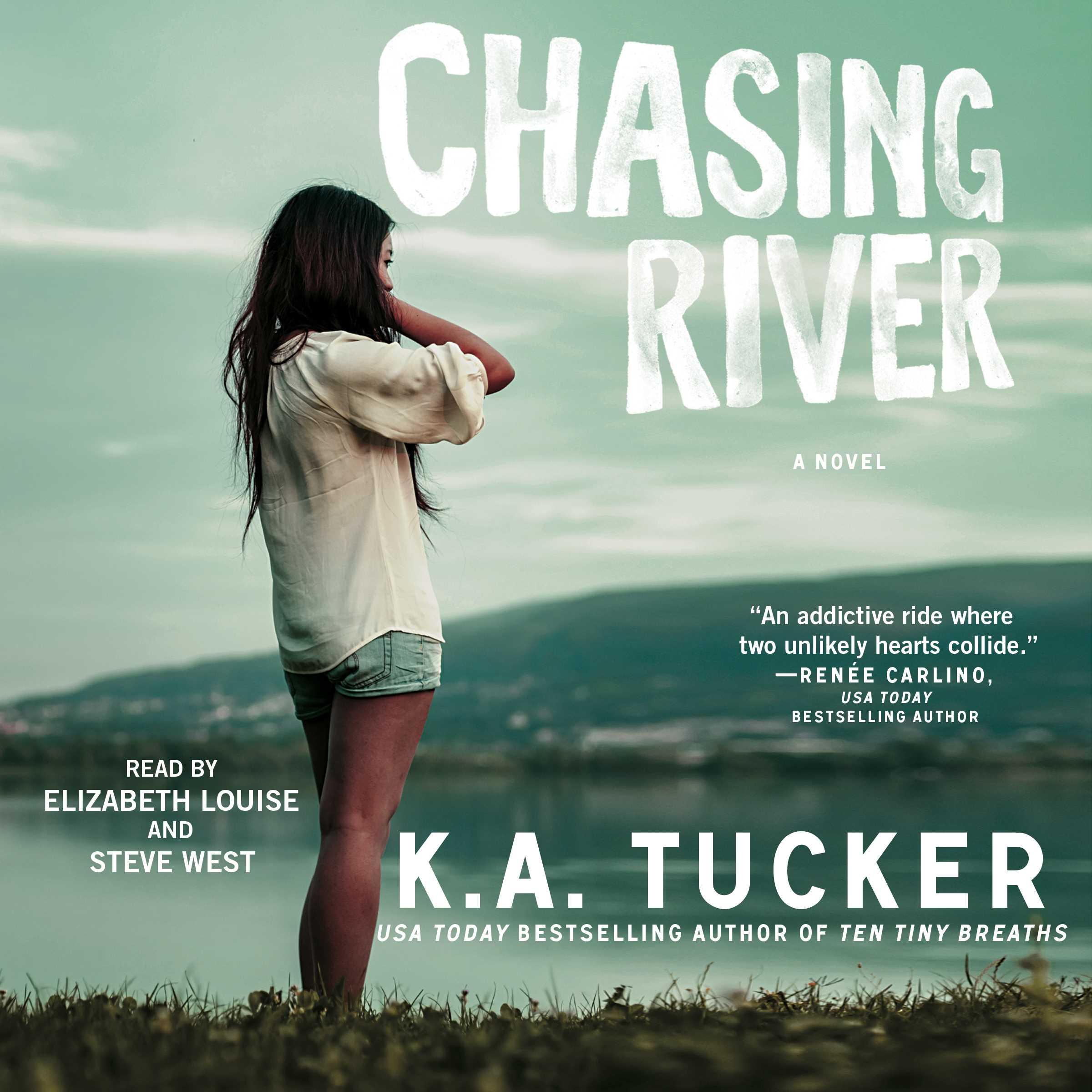 Chasing river 9781442384798 hr