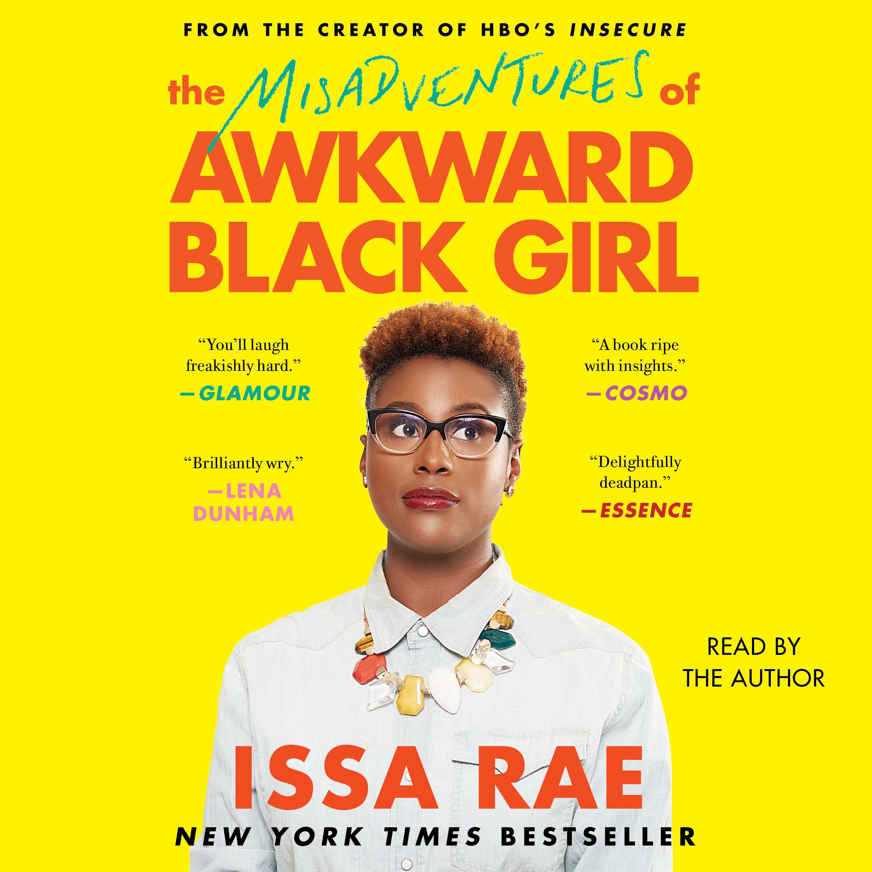 The Misadventures Of Awkward Black Girl Audiobook By Issa -2597