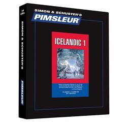 Pimsleur Icelandic Level 1 CD