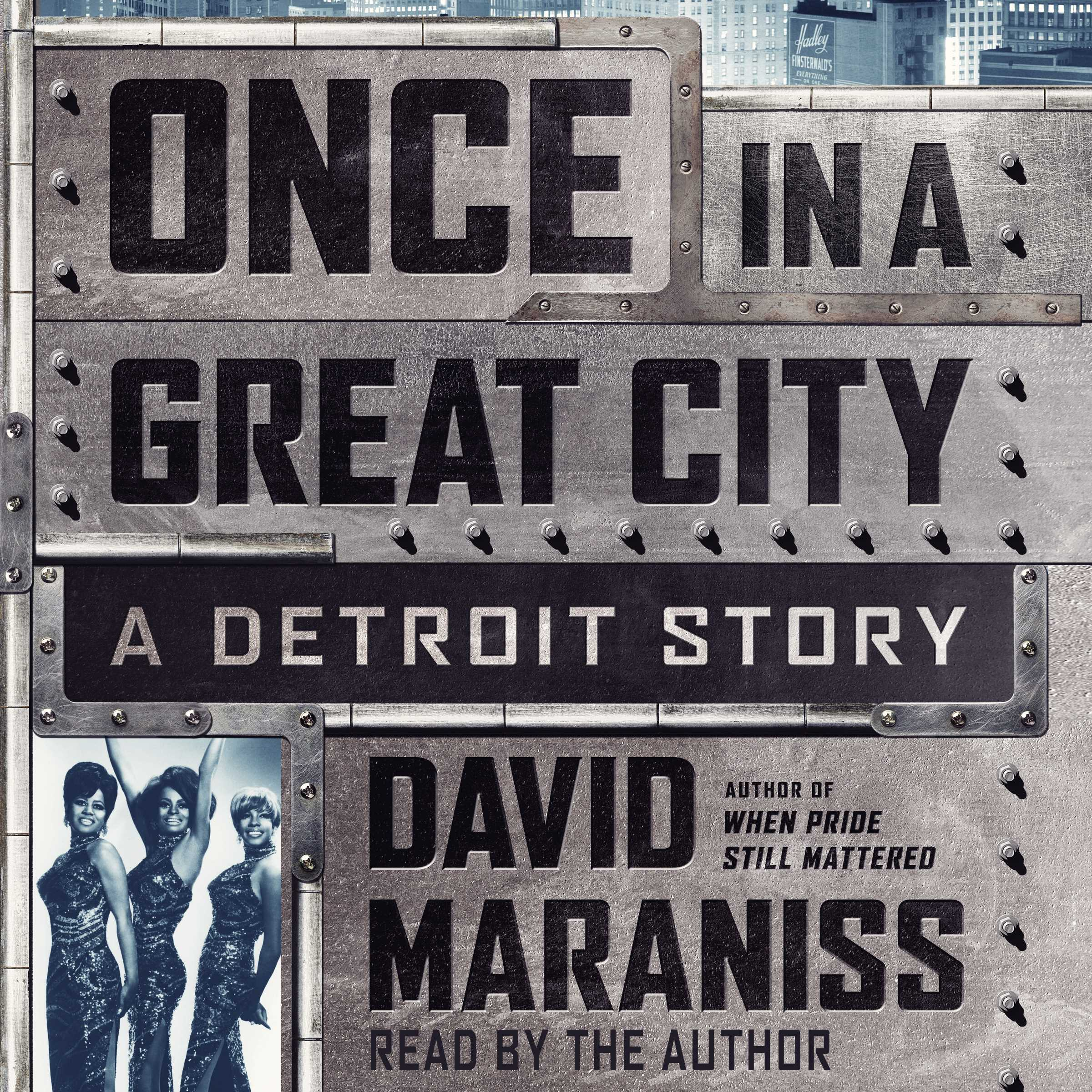 Book Cover Image (jpg): Once In A Great City. Unabridged Audio Download  9781442387928