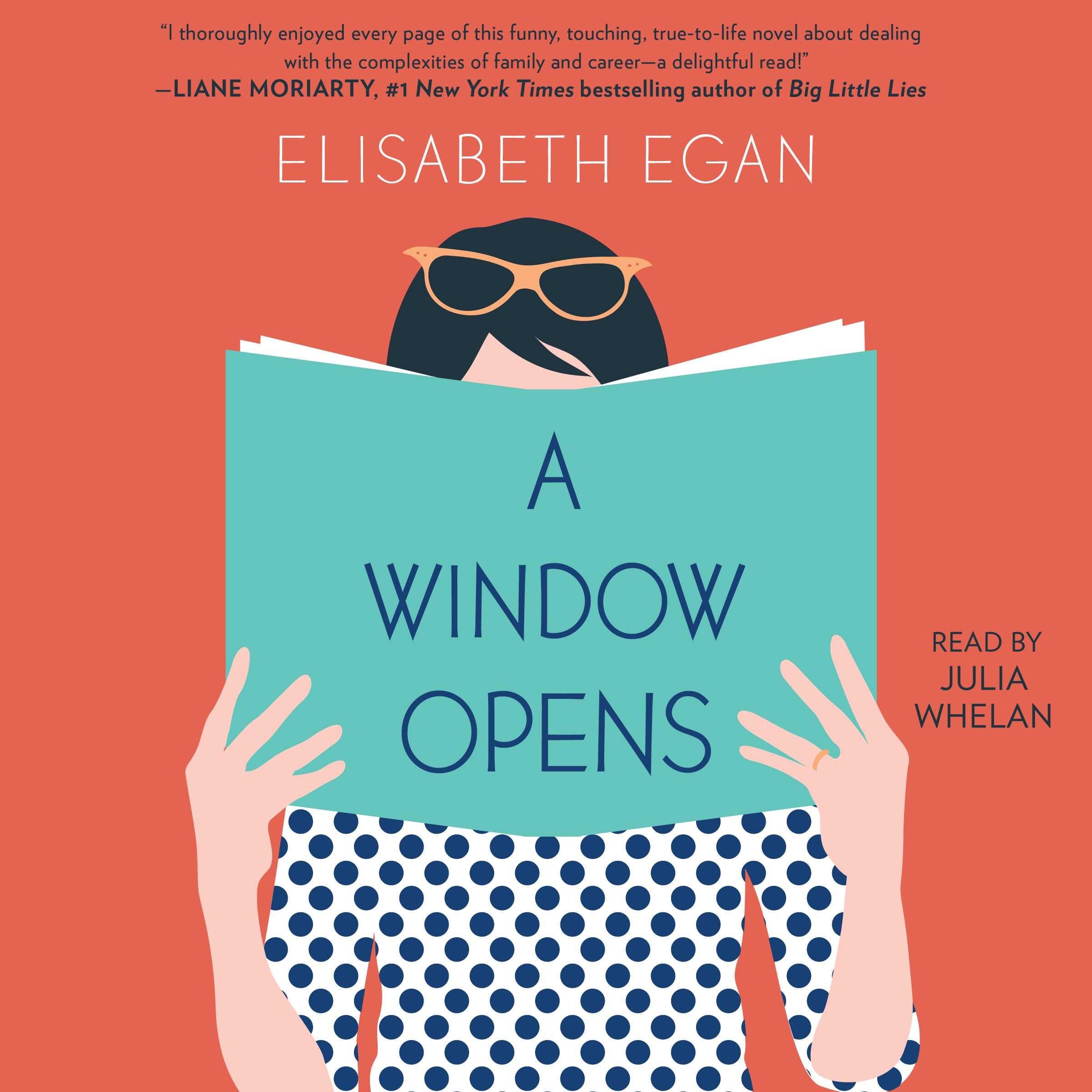 A Window Opens | Book by Elisabeth Egan | Official Publisher Page | Simon &  Schuster