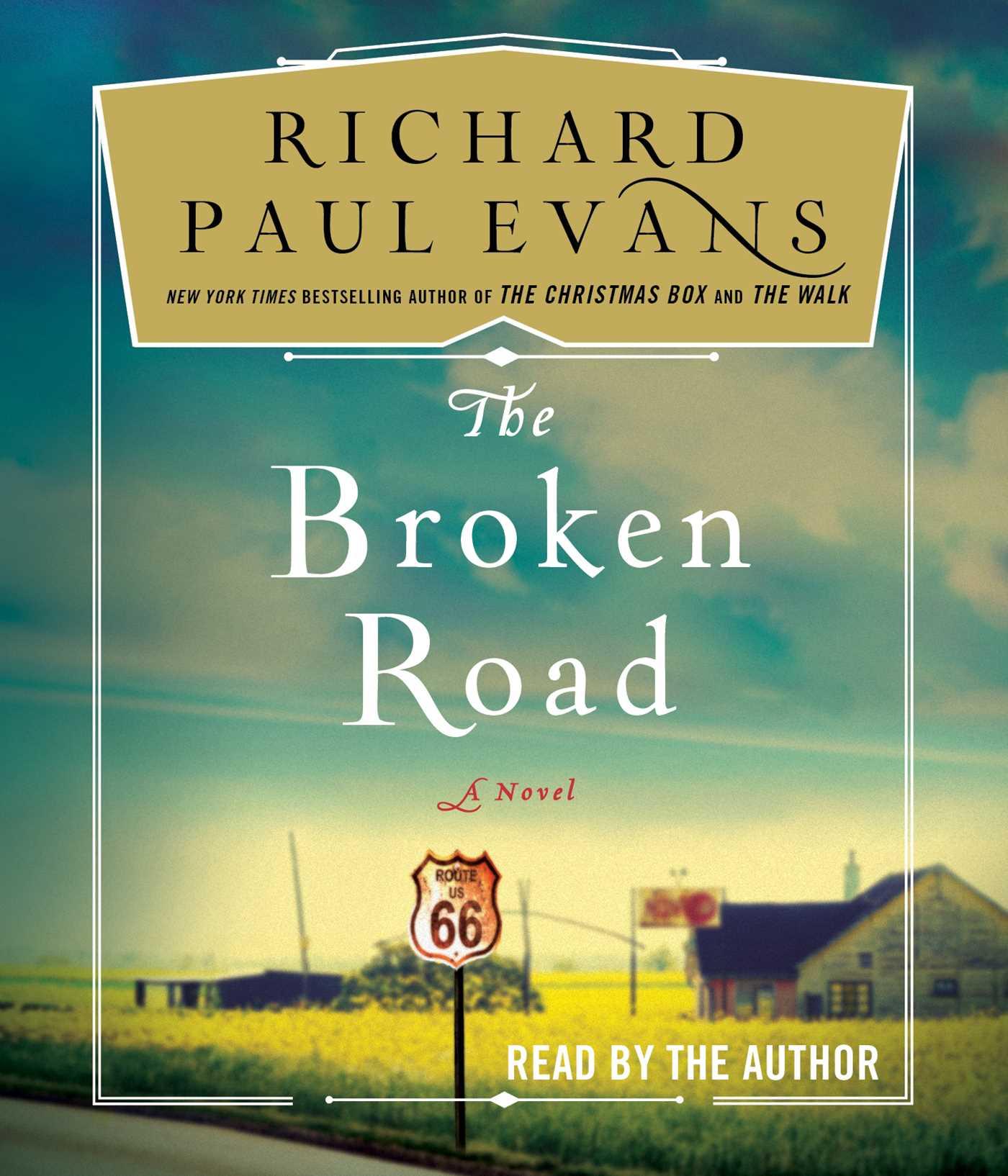 The broken road 9781442388383 hr