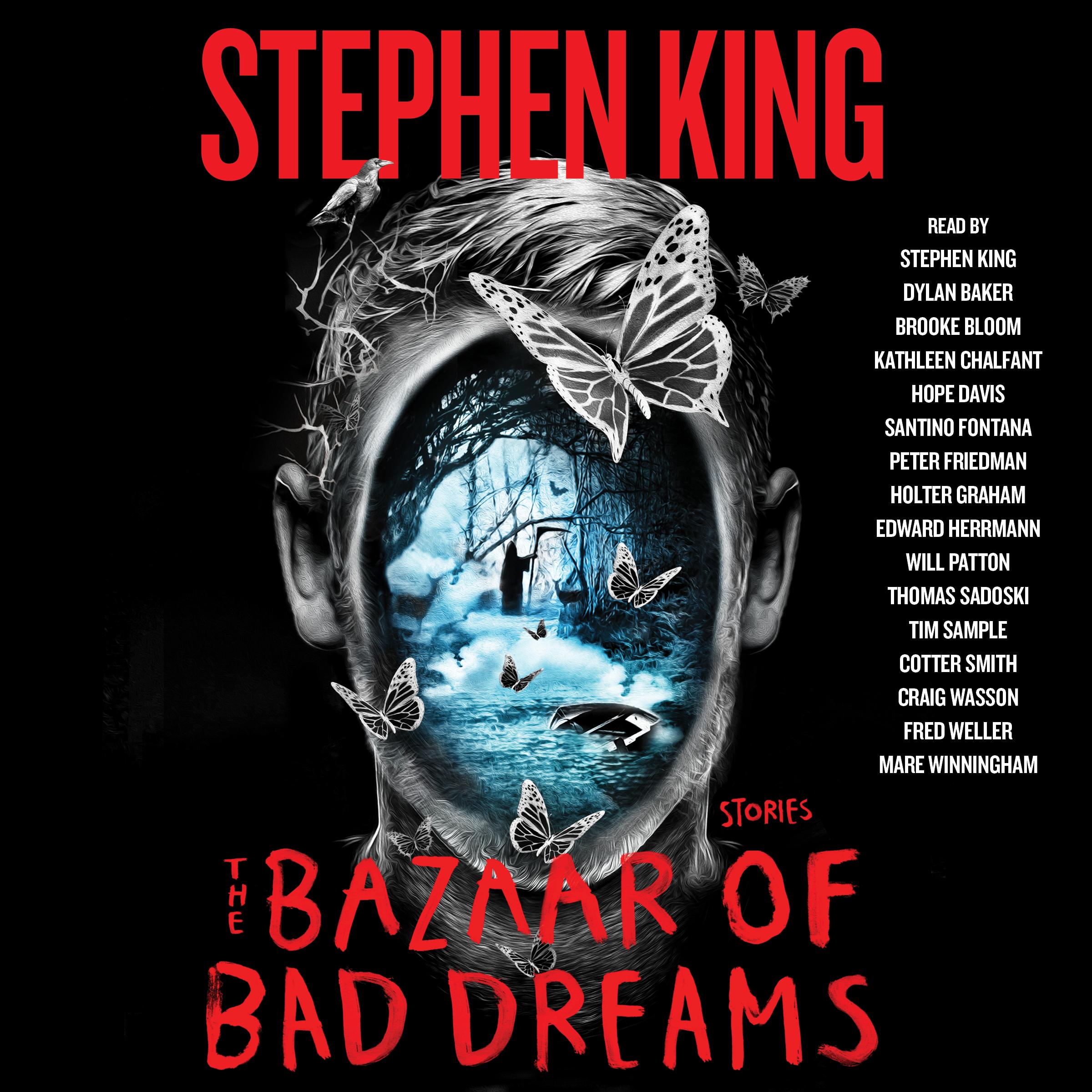 The bazaar of bad dreams 9781442388512 hr