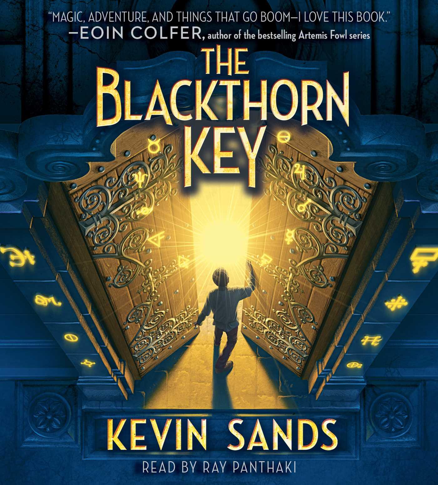 Blackthorn key 9781442388536 hr