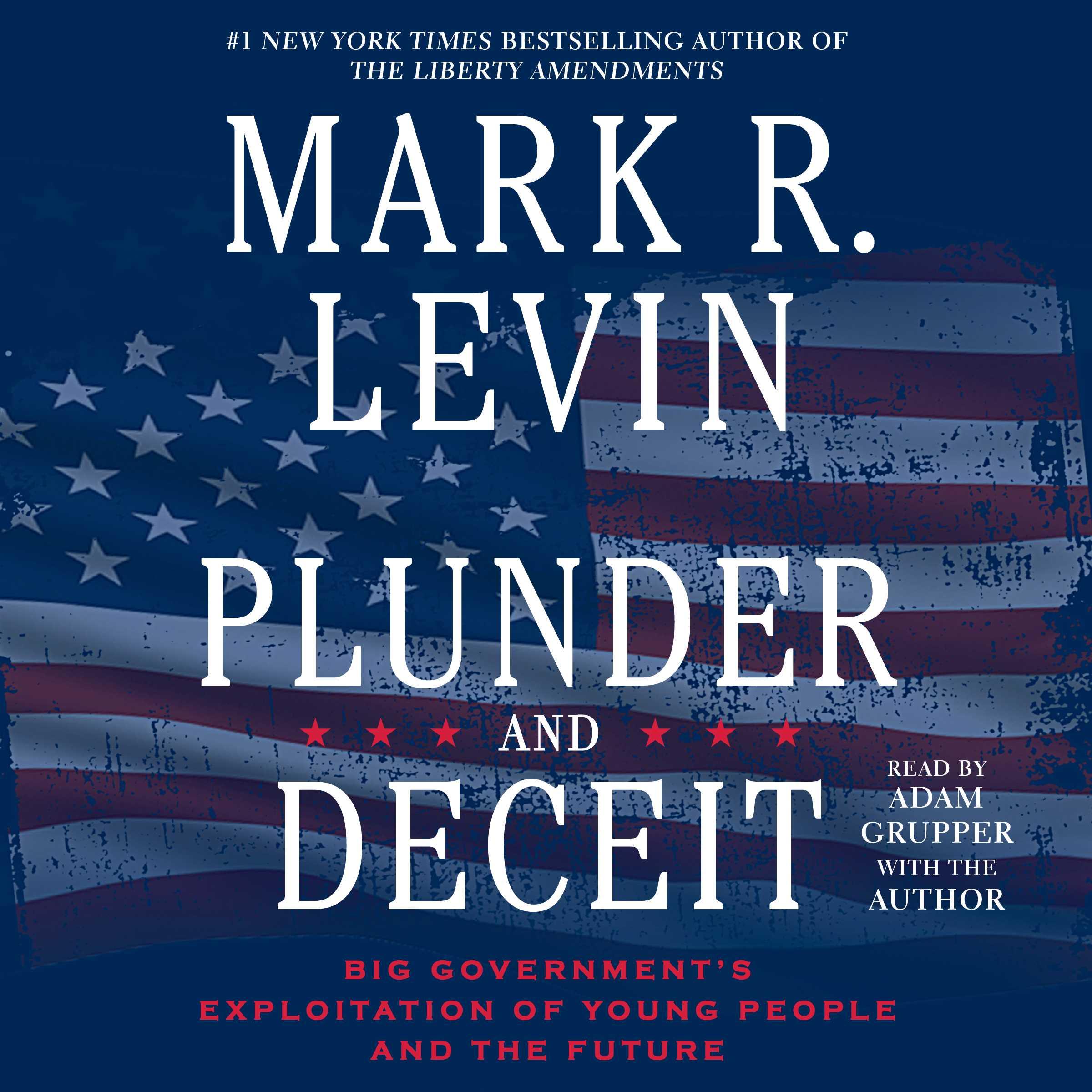 Plunder and deceit 9781442390850 hr