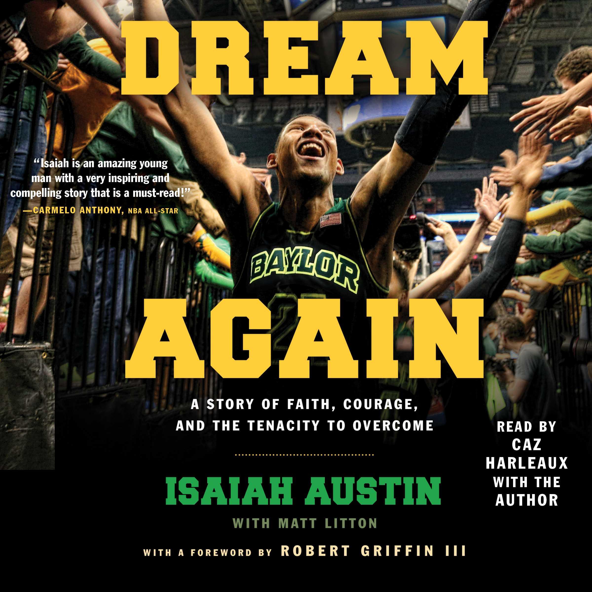 Dream again 9781442391819 hr