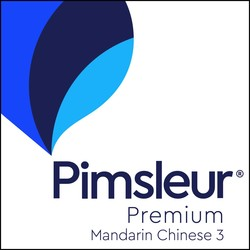 Pimsleur Chinese (Mandarin) Level 3 Premium