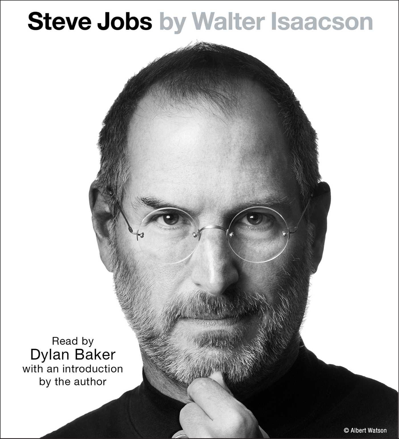 Steve jobs 9781442394933 hr