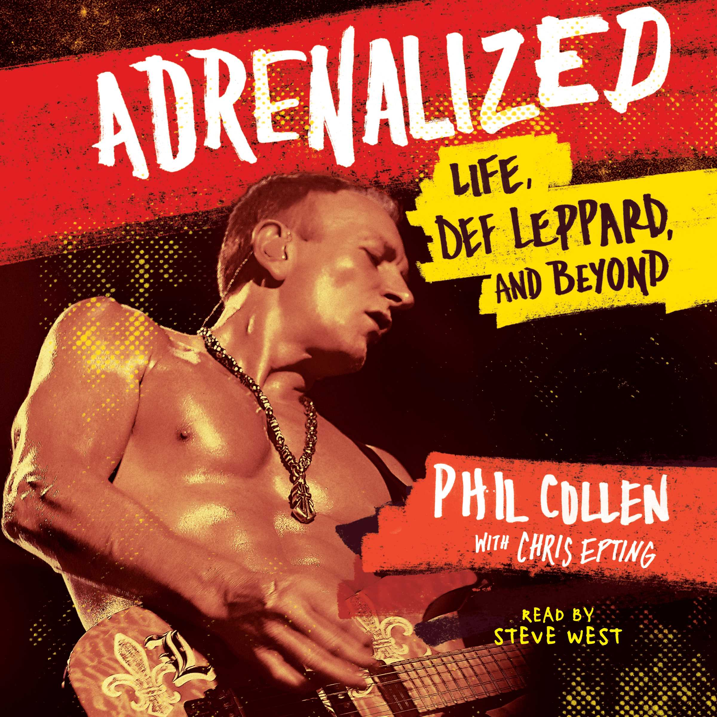 Adrenalized 9781442395725 hr