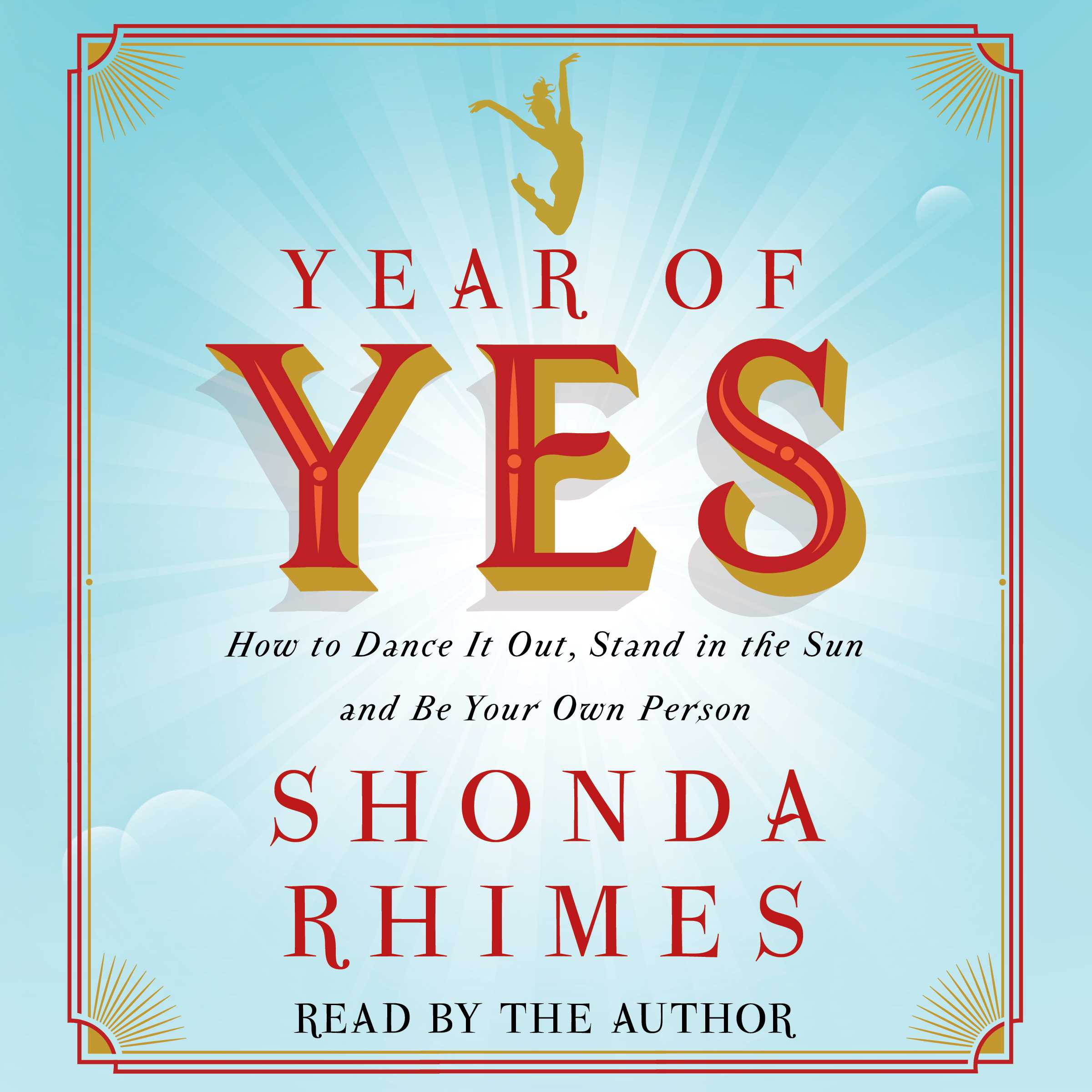 Year of Yes Audiobook by Shonda Rhimes | Official Publisher Page ...