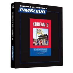 Pimsleur Korean Level 2 CD