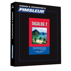 Pimsleur Tagalog Level 2 CD