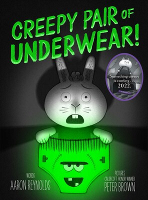 Creepy Pair Of Underwear Book By Aaron Reynolds Peter