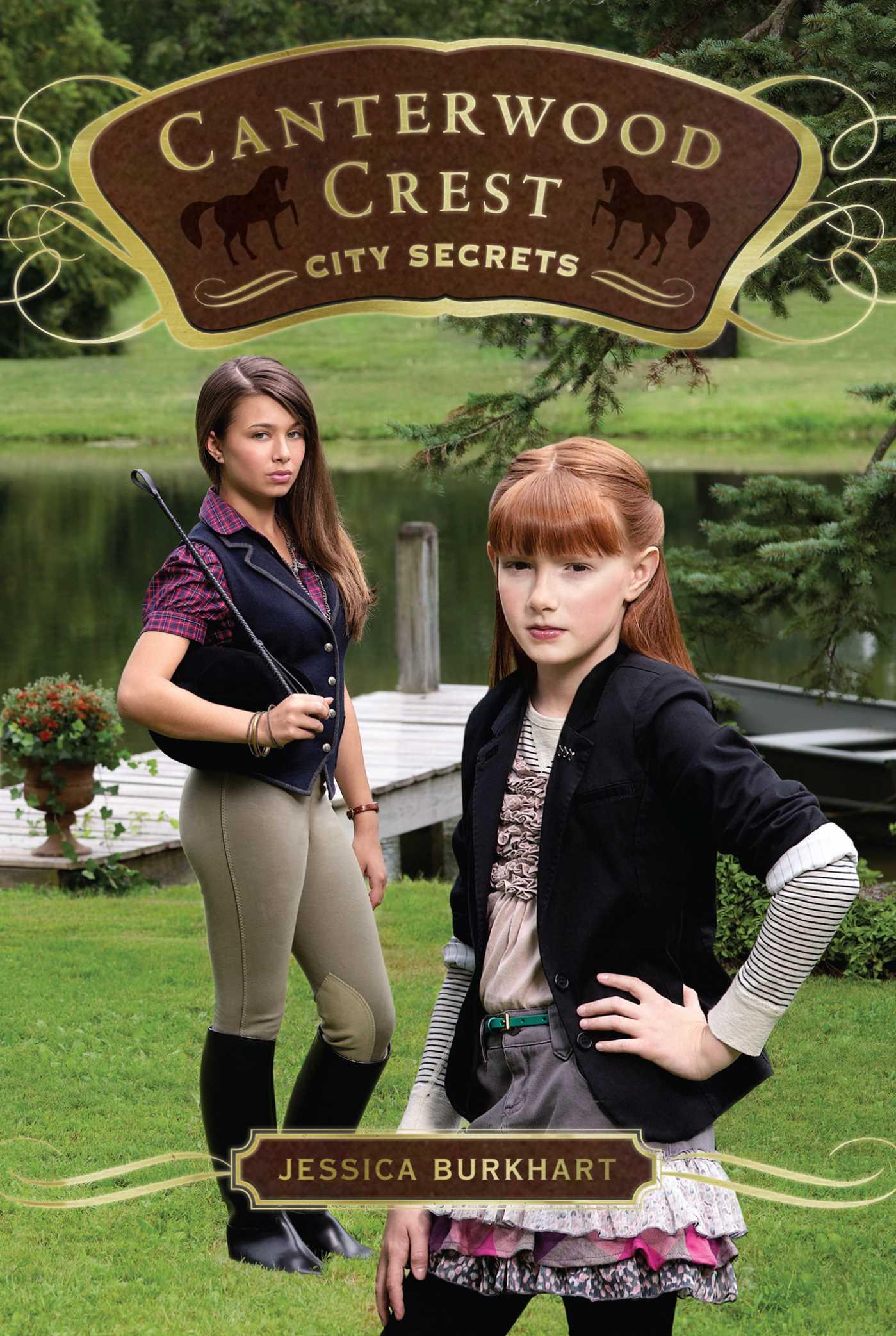 City secrets 9781442403819 hr