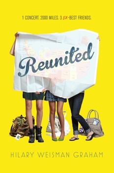 Reunited Ebook By Hilary Weisman Graham Official Publisher Page