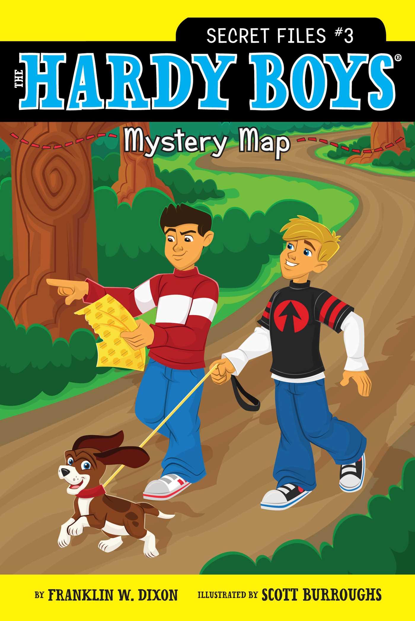 Mystery map 9781442407190 hr