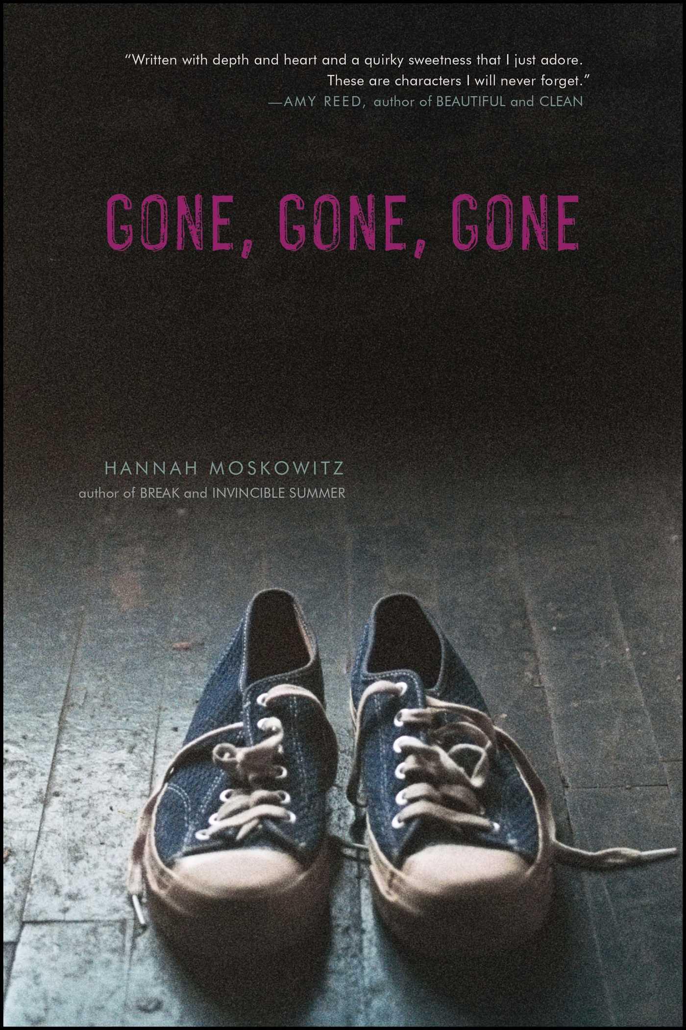 Gone gone gone 9781442407534 hr