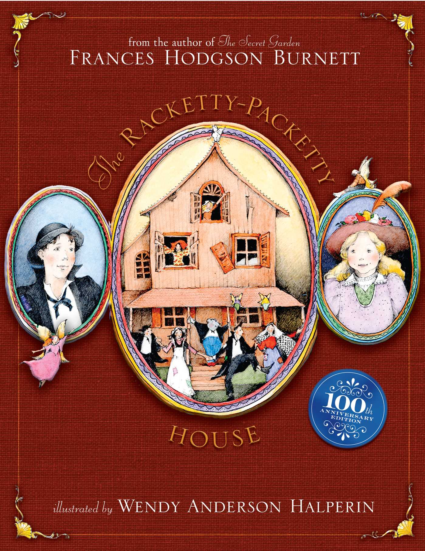 The racketty packetty house 9781442408470 hr