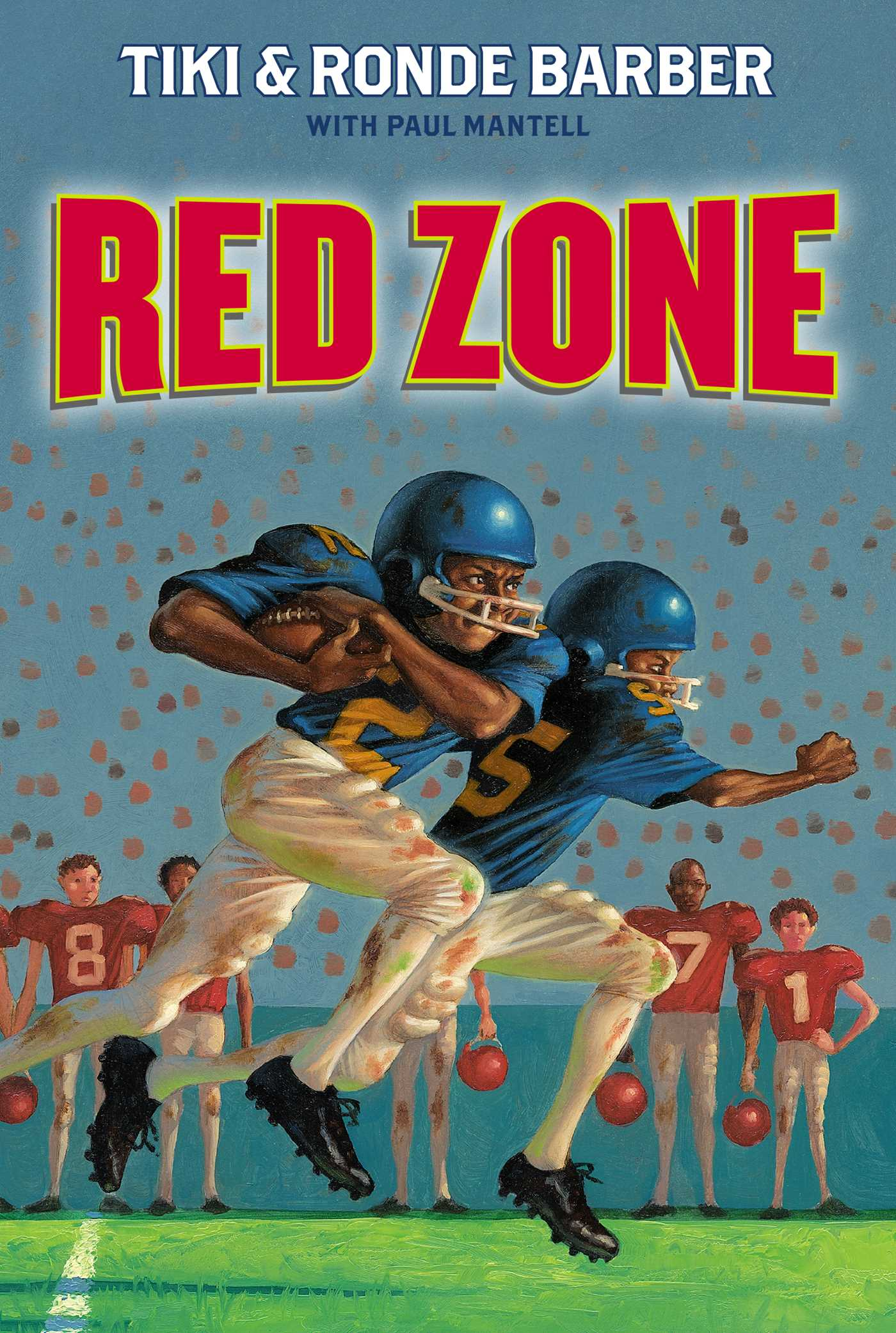 Red zone 9781442409477 hr
