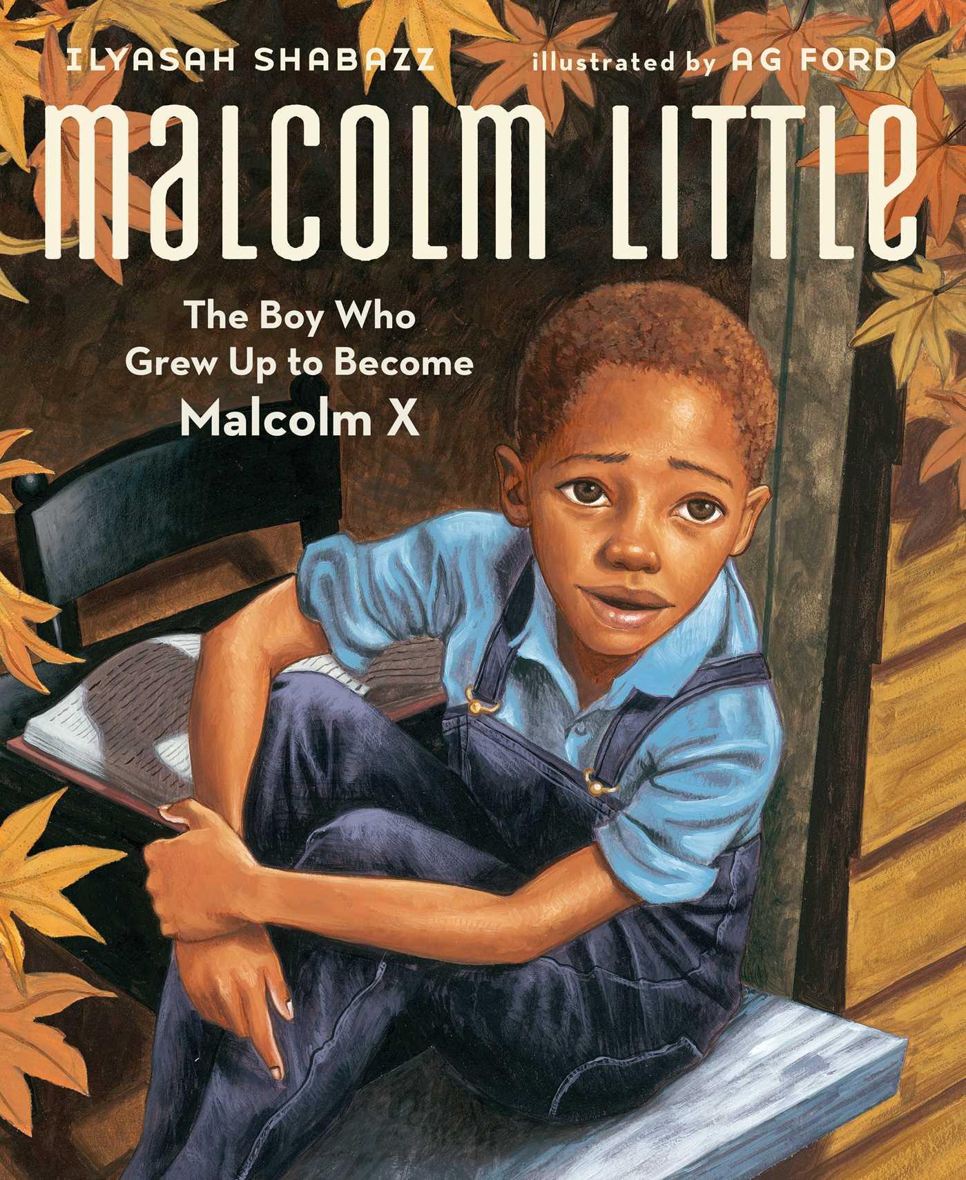 Malcolm little 9781442412163 hr