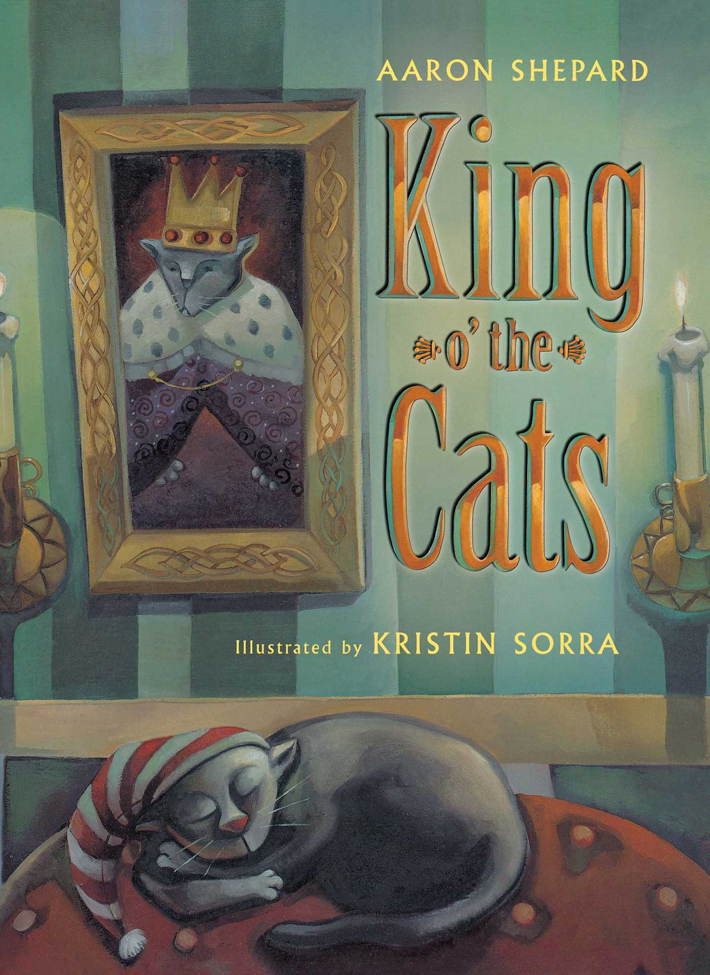 King o the cats 9781442412569 hr