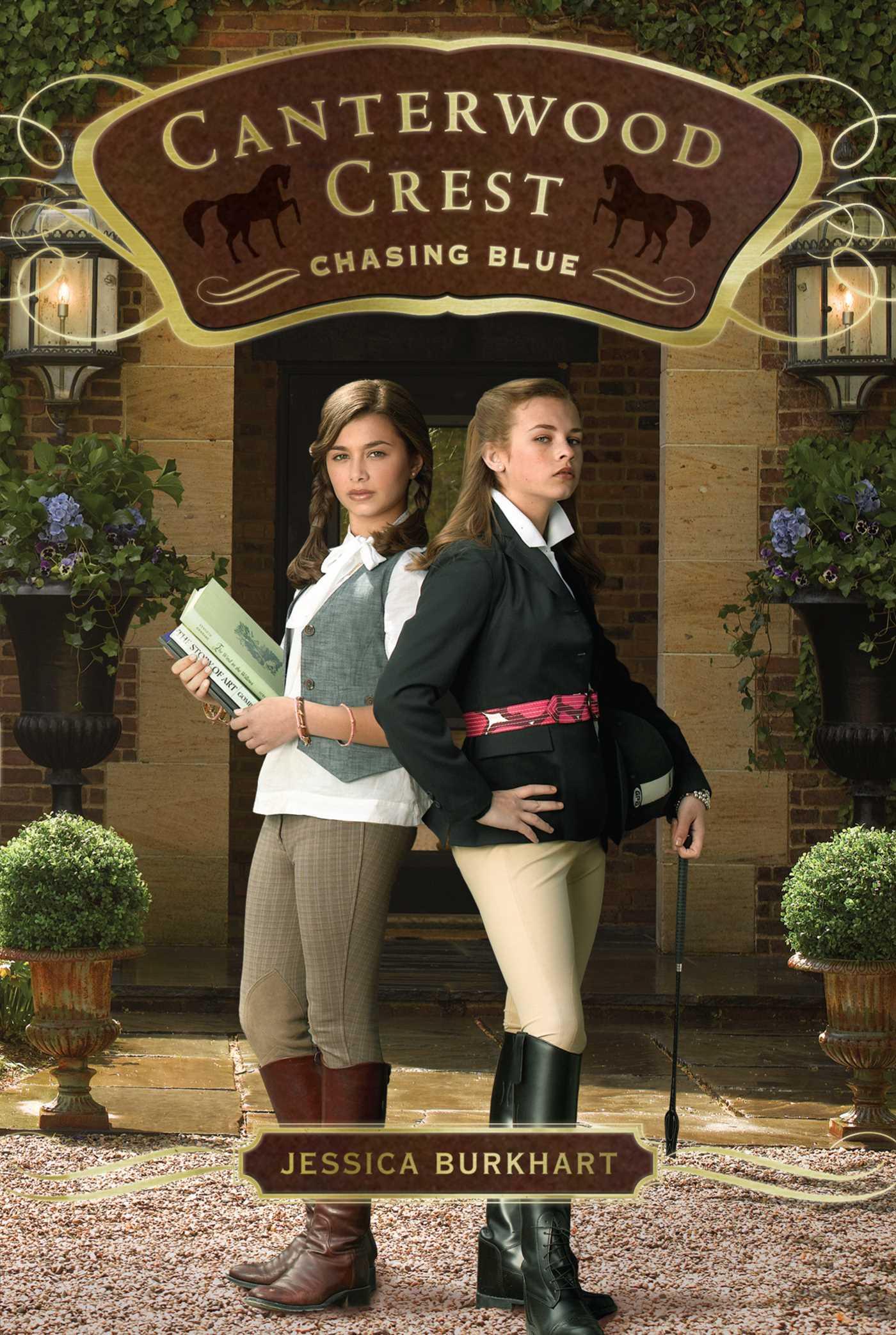 Chasing blue 9781442412736 hr