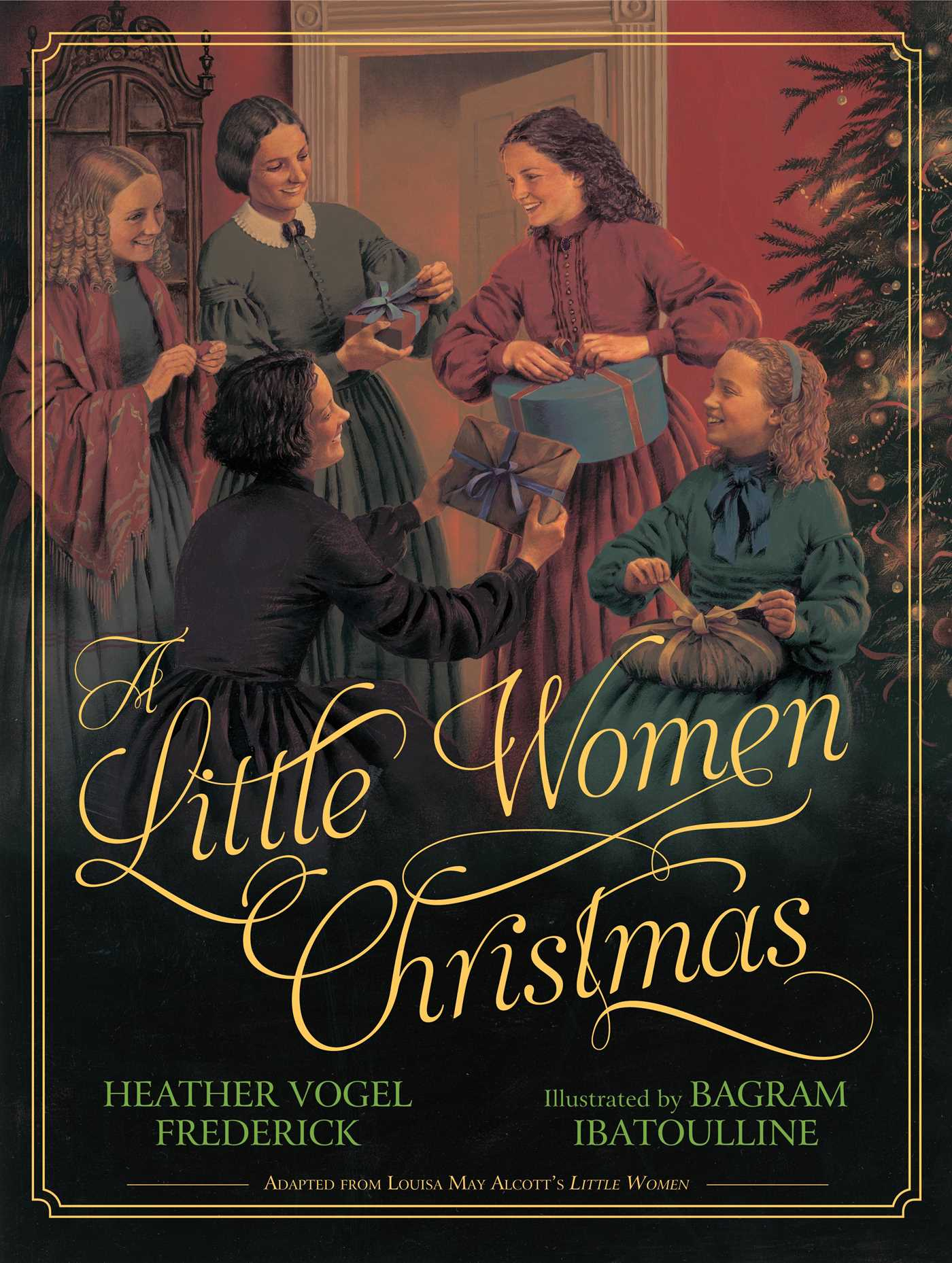 A little women christmas 9781442413597 hr
