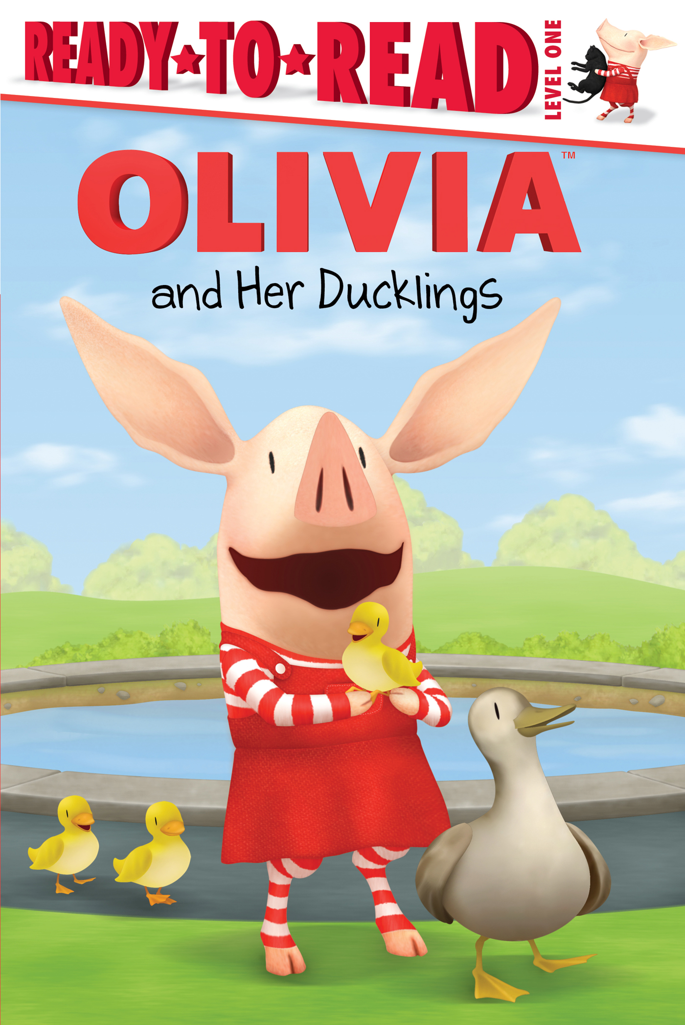 Olivia and her ducklings 9781442413825 hr