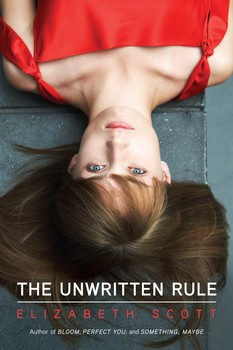 the unwritten rule elizabeth scott