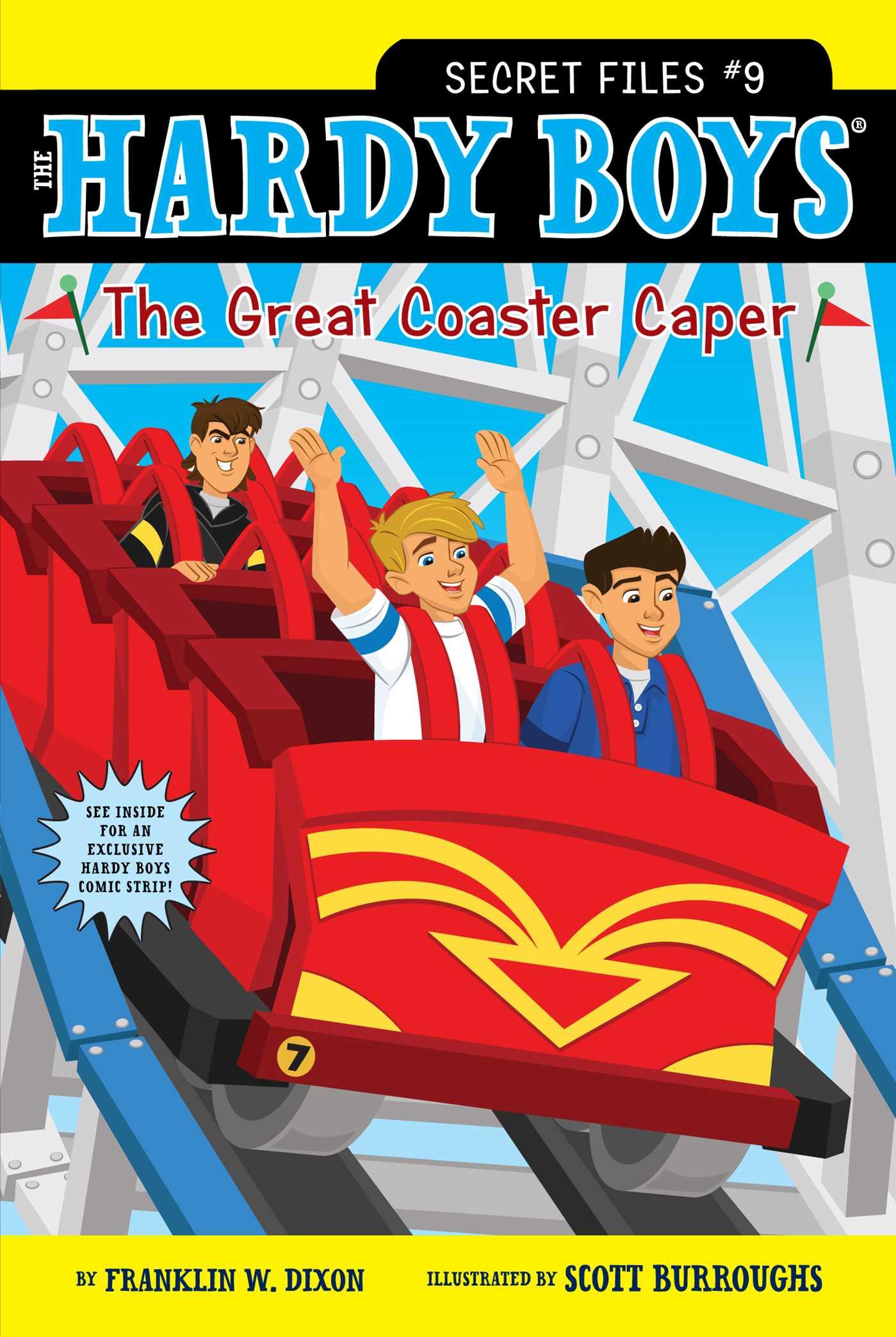 The great coaster caper 9781442416703 hr