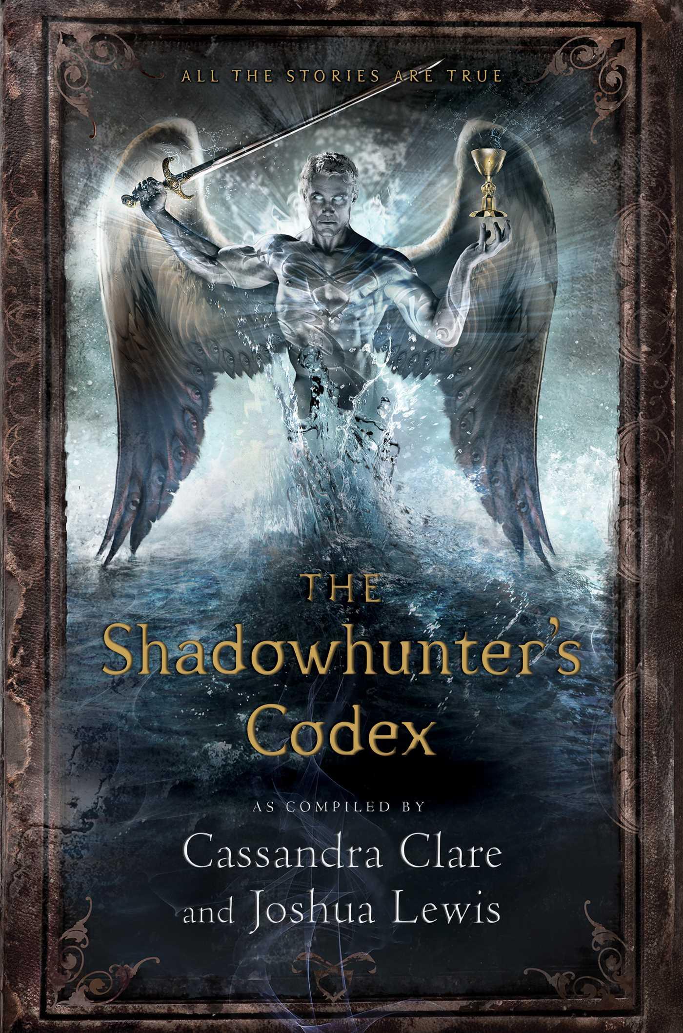 The shadowhunters codex 9781442416925 hr