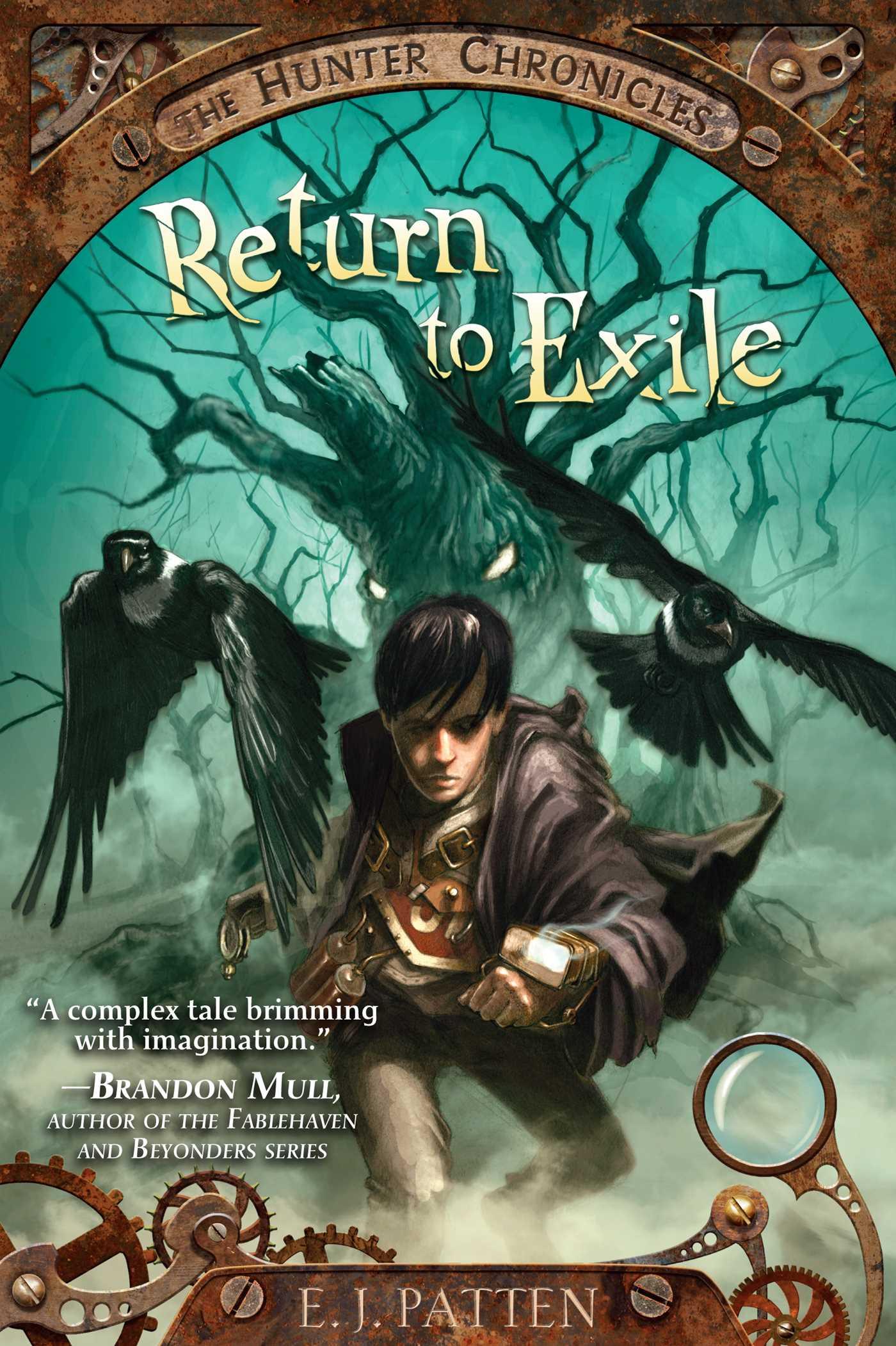 Return to exile 9781442420342 hr