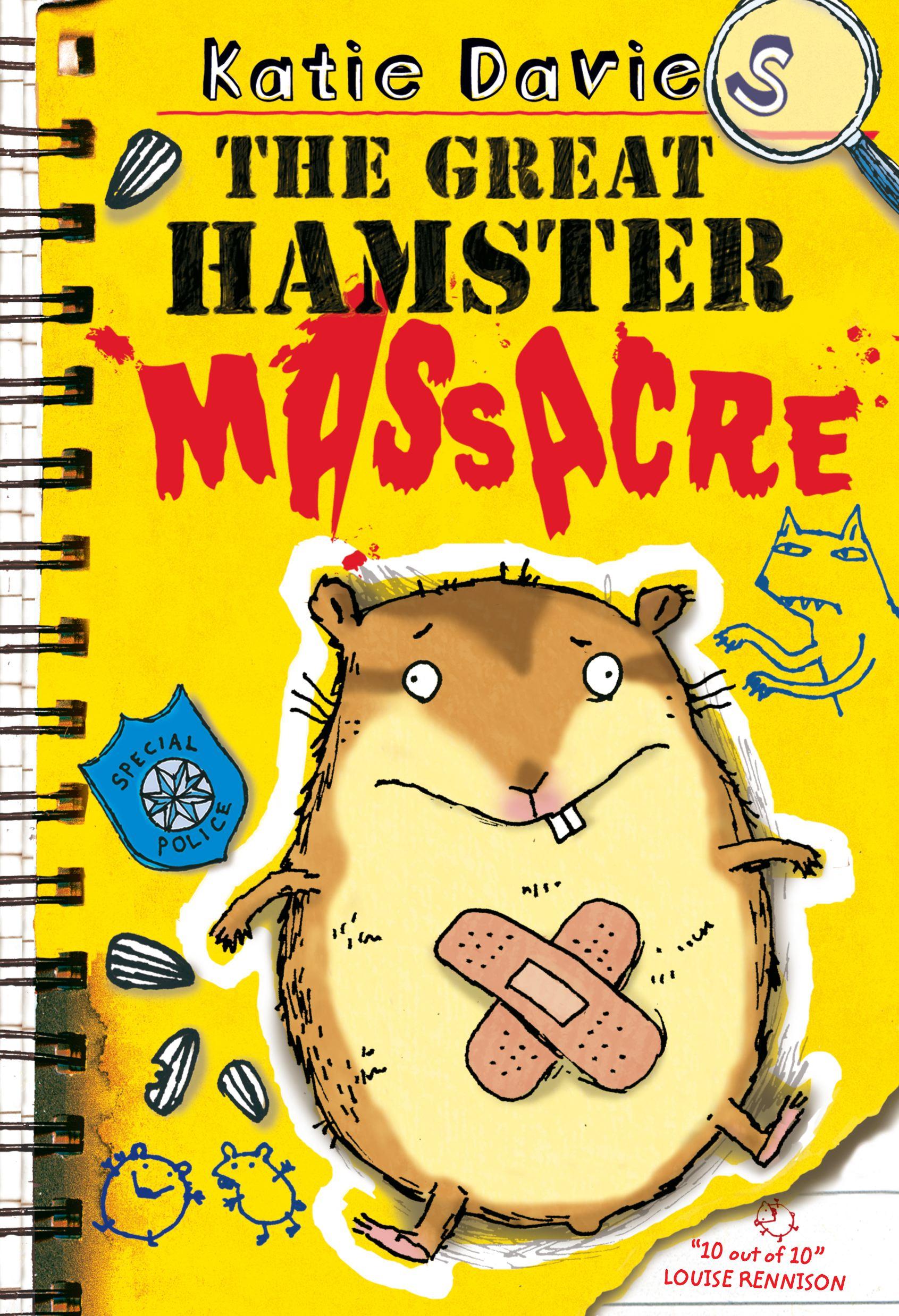 The great hamster massacre 9781442420625 hr