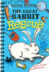 The great rabbit rescue 9781442420649