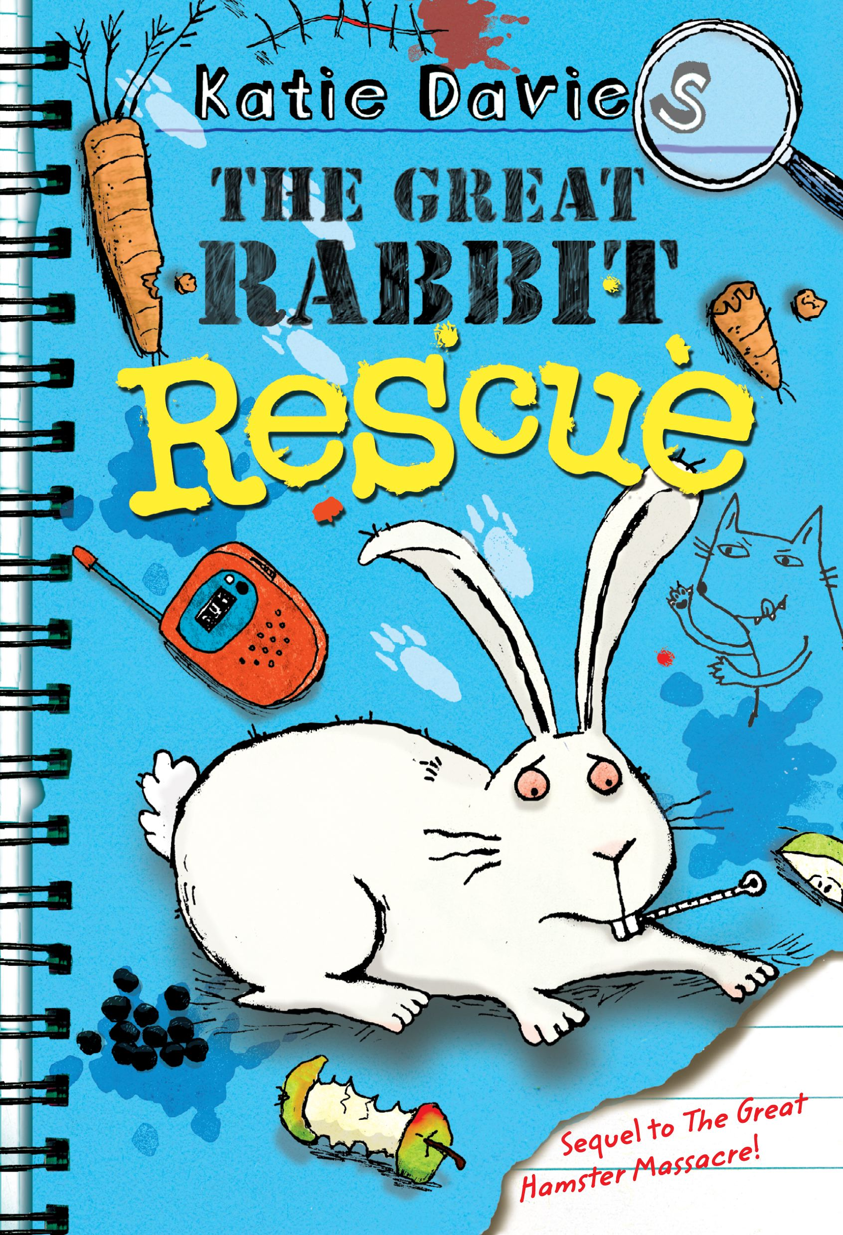 The great rabbit rescue 9781442420649 hr