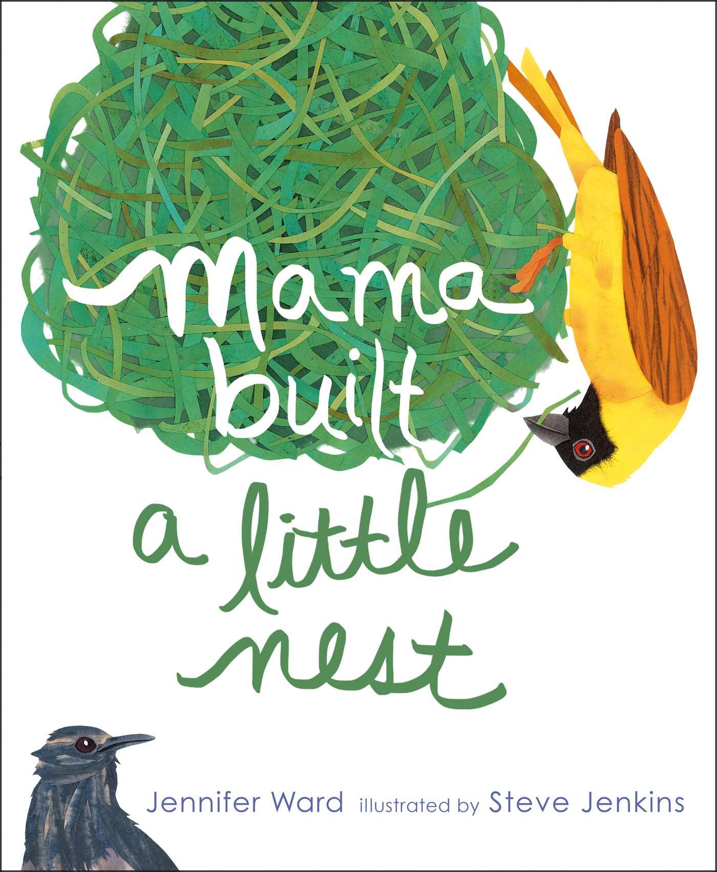 Mama built a little nest 9781442421165 hr