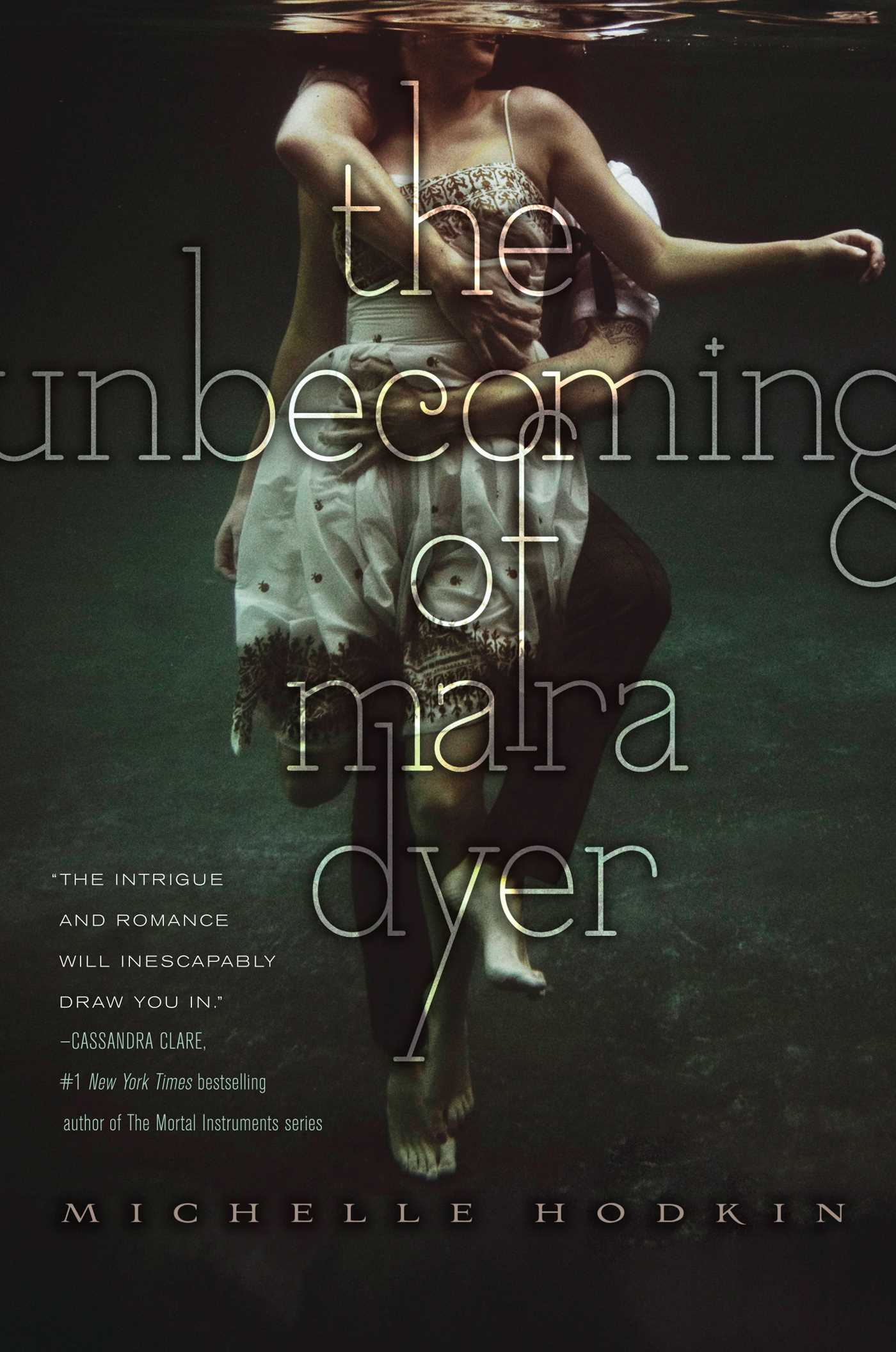The unbecoming of mara dyer 9781442421783 hr