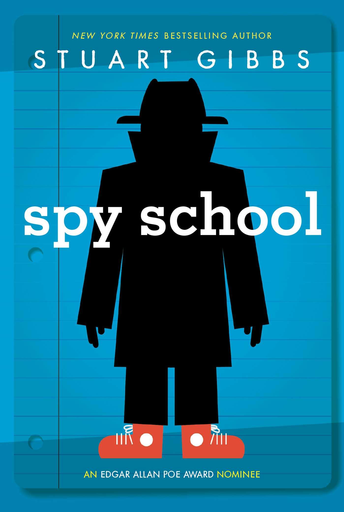 Spy school 9781442421837 hr