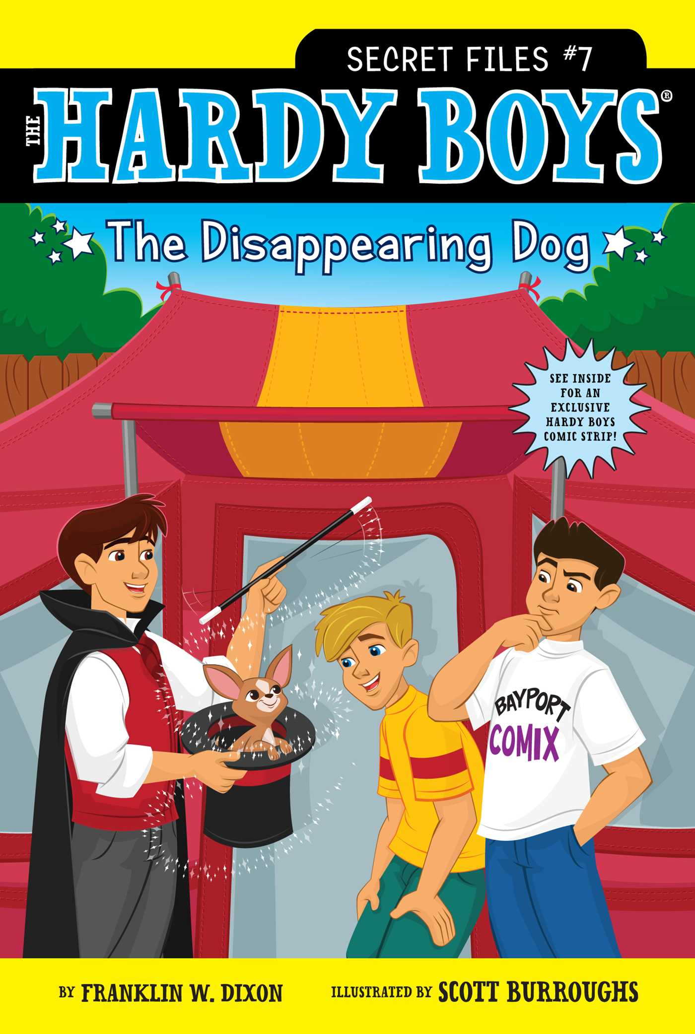 The disappearing dog 9781442423152 hr