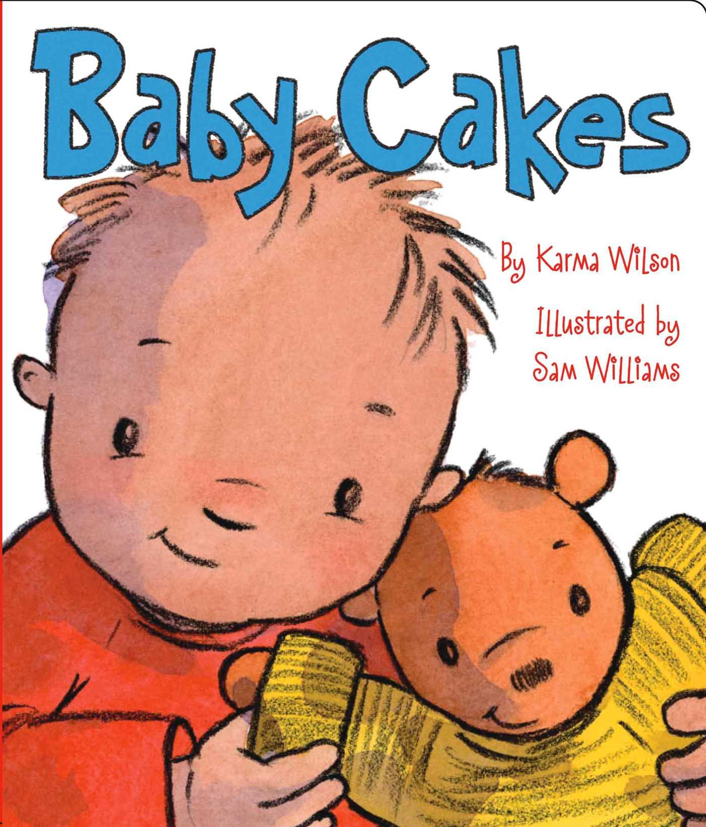 Baby cakes 9781442424111 hr